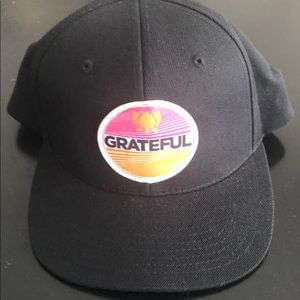 Spiritual Gangster Black Grateful Hat
